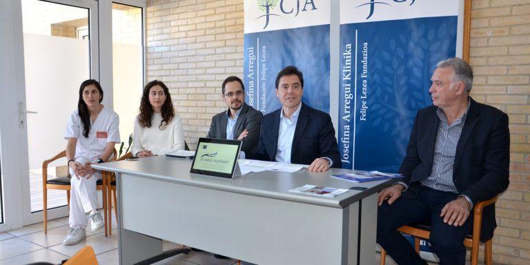 """La Clínica Josefina Arregui pone en marcha su proyecto """"Organización saludable"""""""