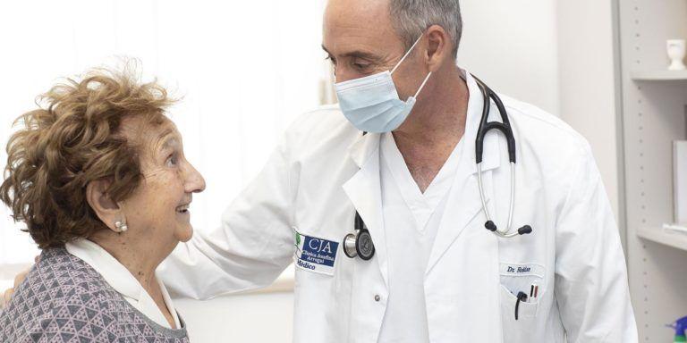 La Clínica Josefina Arregui organiza una jornada sobre deterioro cognitivo y fragilidad en personas mayores
